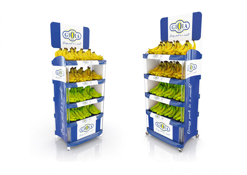 Large Display Stands Gioia